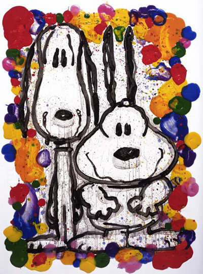 Tom Everhart - WAIT WATCHERS - Limited Edition print