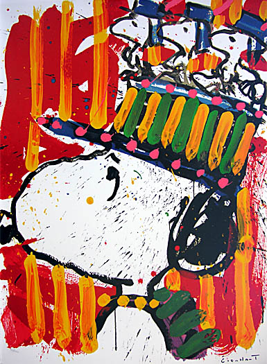 Tom Everhart - why i dont wear hats - Limited Edition print