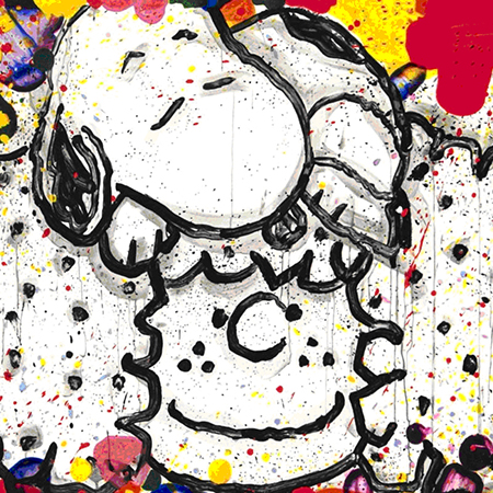Tom Everhart - WHY I LIKE BIG HAIR - Limited Edition print
