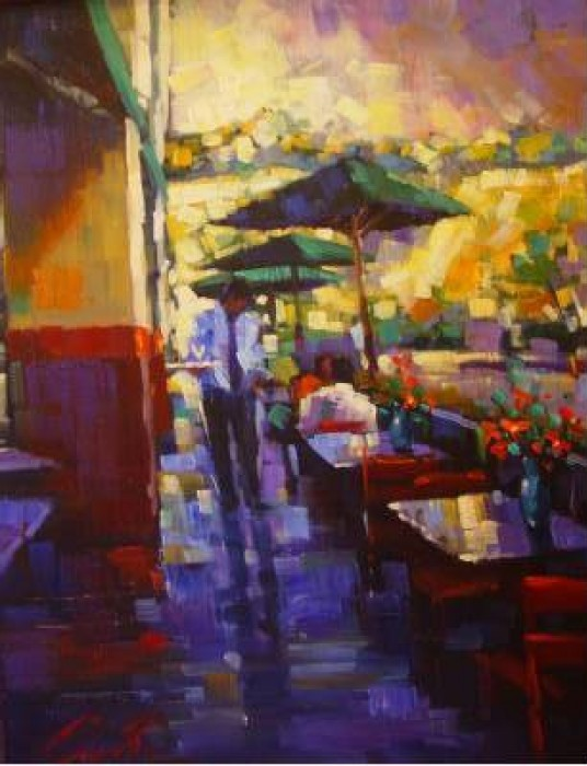 Michael Flohr - Lunch Date