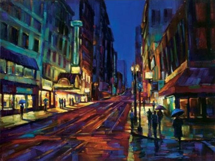Michael Flohr - Streets Of Gold