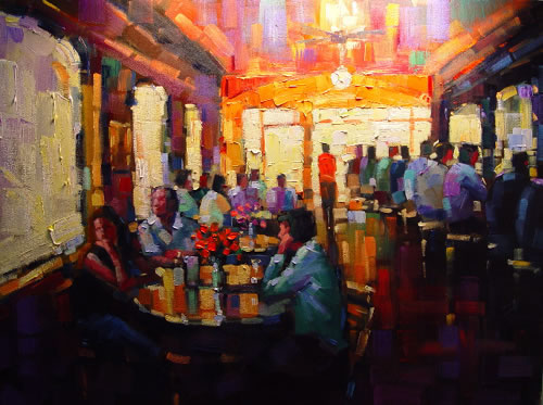Michael Flohr - Sunset Grill