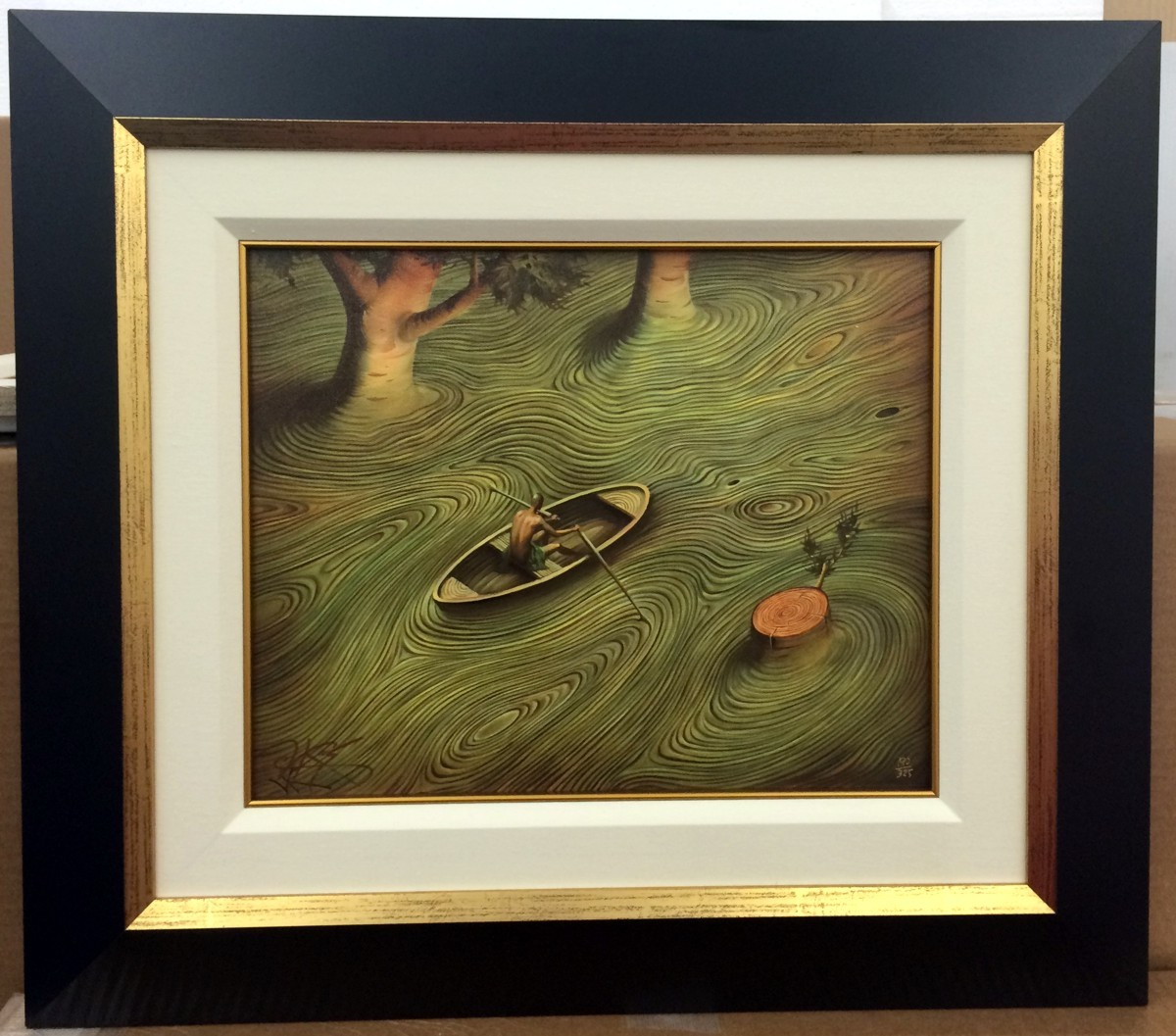 Fine Art Framing | Framing Fine Art | Fine Art and Framing Great ...