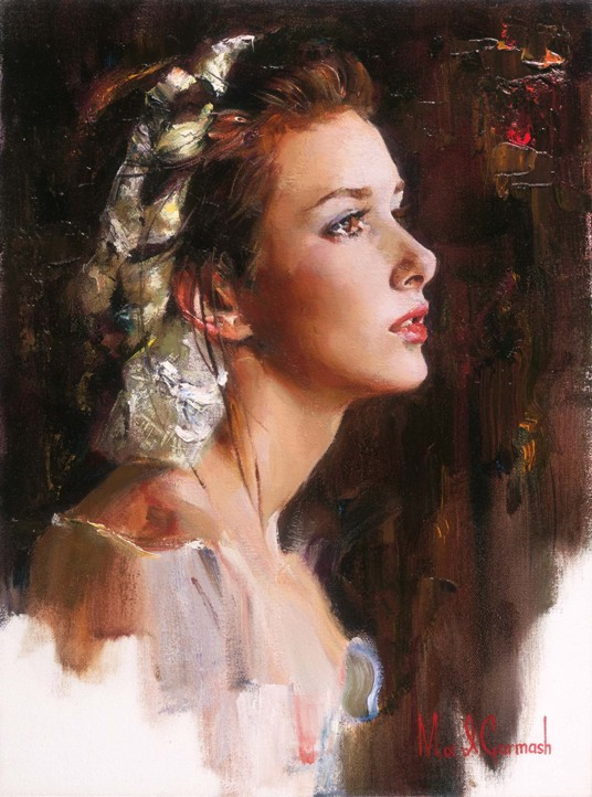 Tomorrow will Come by Michael and Inessa Garmash - limited edition print