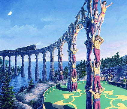 Rob Gonsalves - Acrobatic Engineering