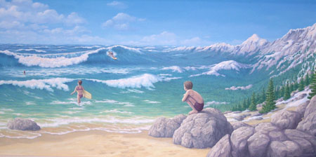 Rob Gonsalves - Aquatic Mountaineering