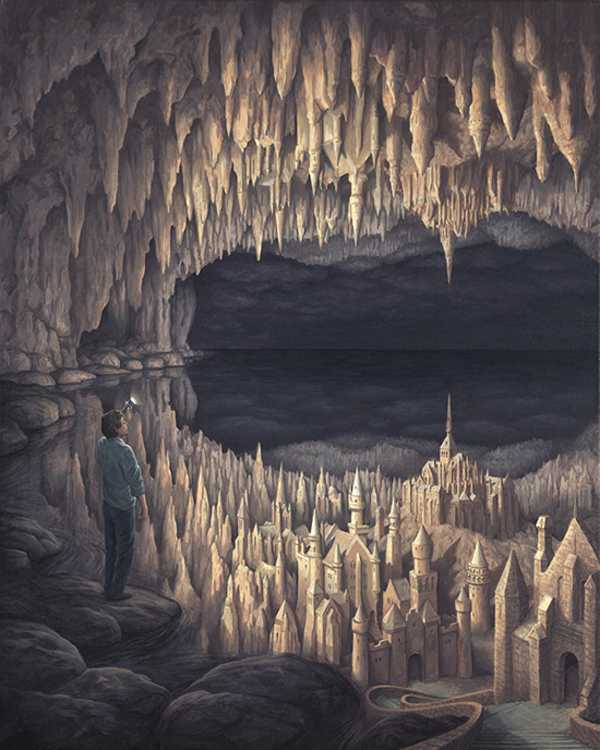 Rob Gonsalves - As Above and So Below