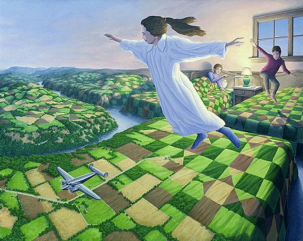 Rob Gonsalves - Bedtime Aviation