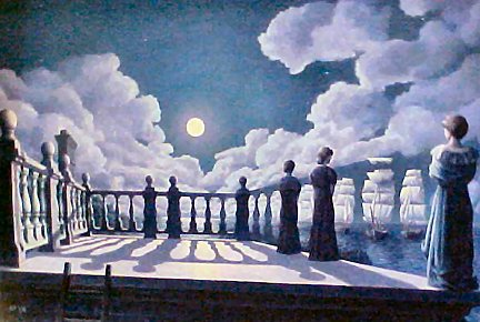 Rob Gonsalves - Widows Walk