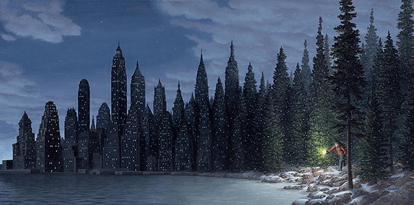 Rob Gonsalves - Light Flurries