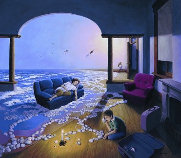 Rob Gonsalves - Making Waves