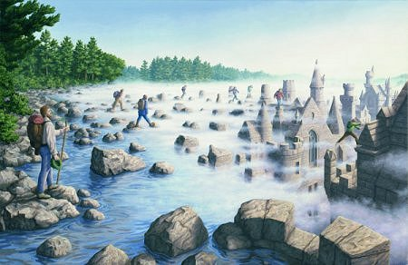 Rob Gonsalves - Stepping Stones
