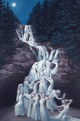 Rob Gonsalves - Water Dancing