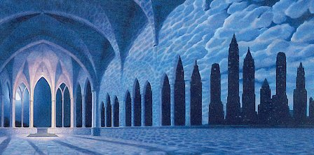 Rob Gonsalves - Cathedral of Commerce