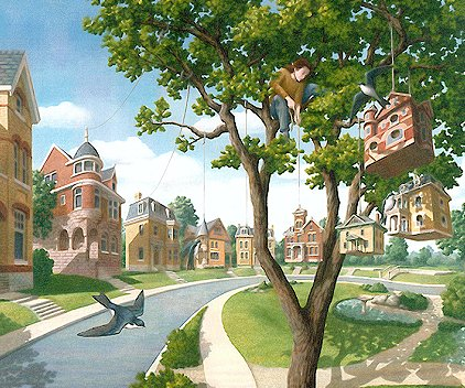 Rob Gonsalves - For the Birds