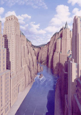 Rob Gonsalves - The Canyon