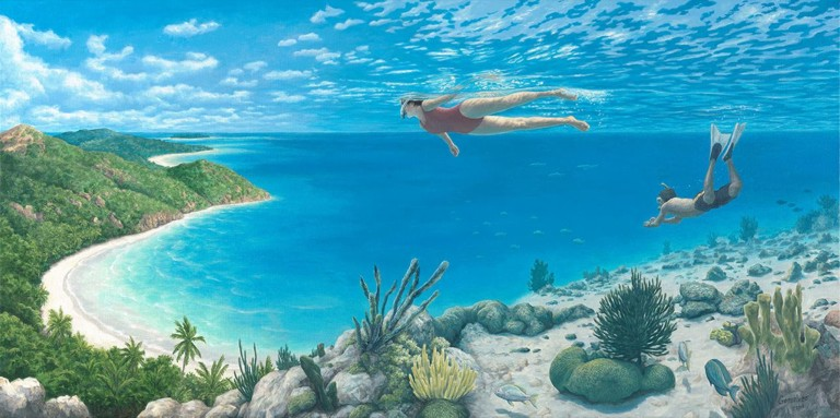 Rob Gonsalves - Beyond the Reef