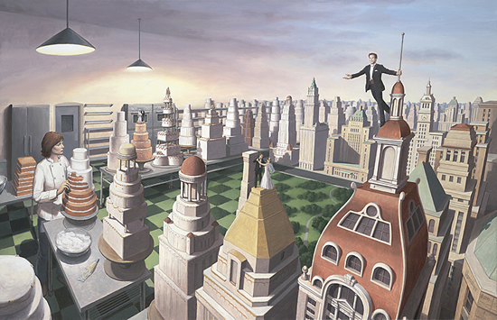 Rob Gonsalves - Sweet City