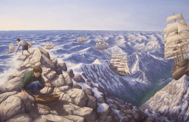 Rob Gonsalves - Alpine Navigation