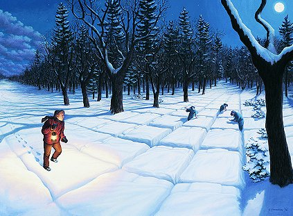 Rob Gonsalves - Cold Comfort