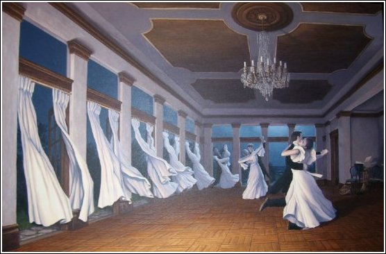 Rob Gonsalves - Dancing Wind