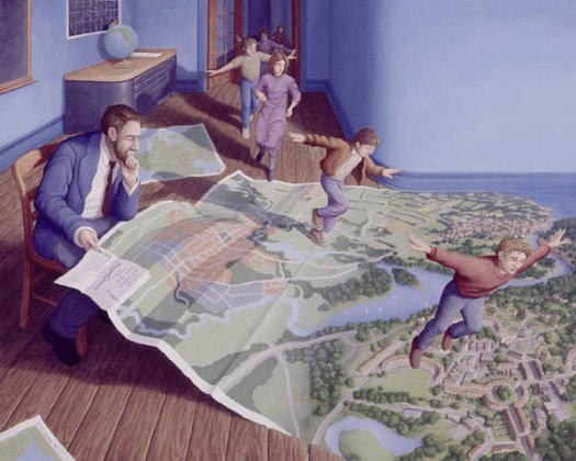 Rob Gonsalves - Flight Plan