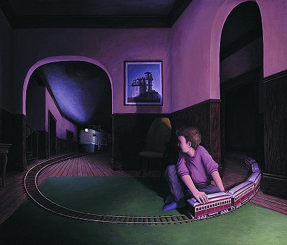 Rob Gonsalves - House By the Railroad