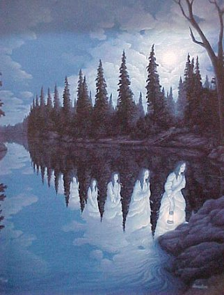 Rob Gonsalves - Ladies of the Lake