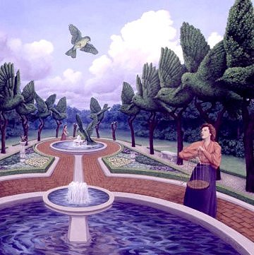 Rob Gonsalves - Roots and Wings