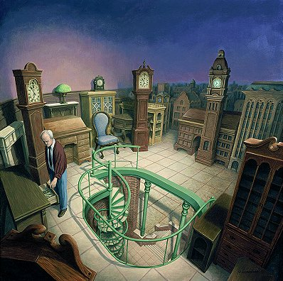 Rob Gonsalves - Time Pieces