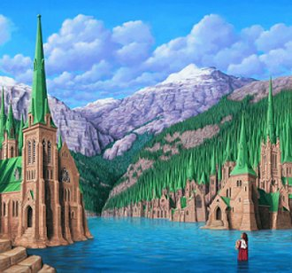 Rob Gonsalves - Wilderness Gothis