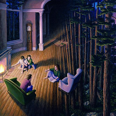 Rob Gonsalves - Woods Within