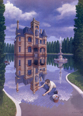 Rob Gonsalves - The Mosaic Moat