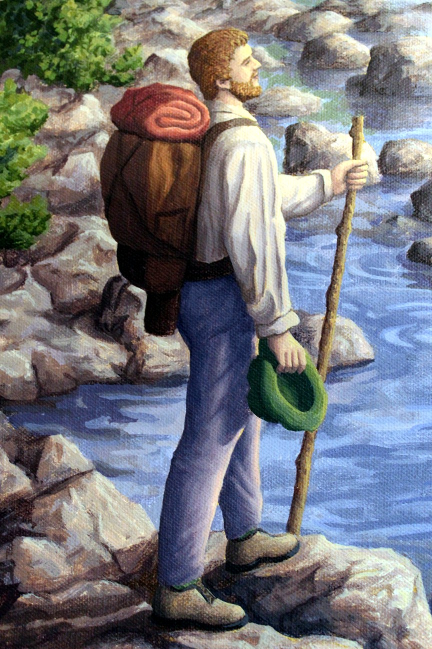 Rob Gonsalves Original Paintings For Sale