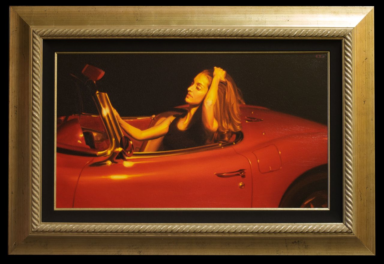 Carrie Graber - About Town with the Top Down