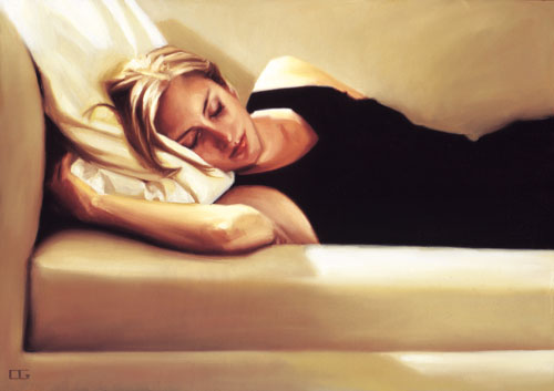 Carrie Graber - Afternoon Light