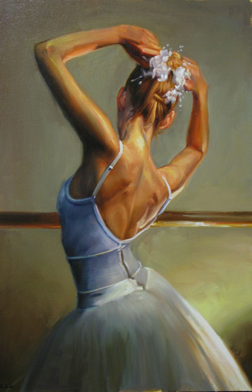 Carrie Graber - Anatomy of a Dancer