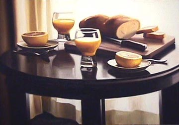 Carrie Graber - Le Petite Dejuener