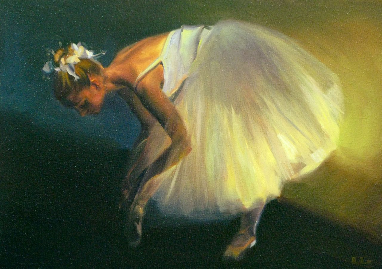 Carrie Graber - Waiting for My Dansuer