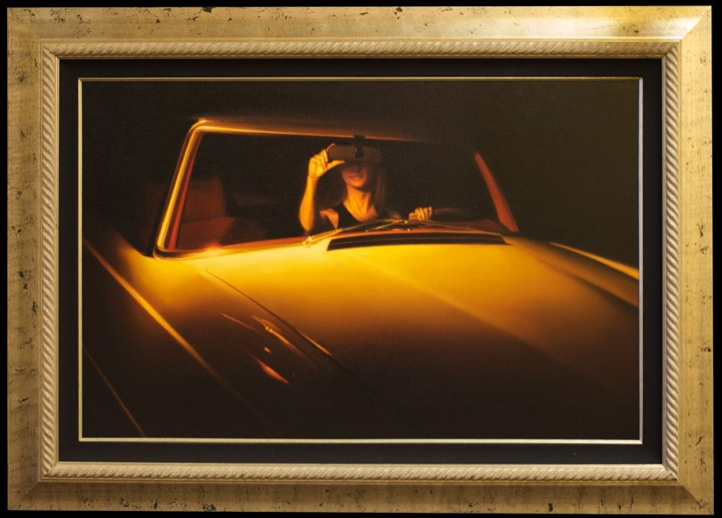 Carrie Graber - Rear View Makeup Check