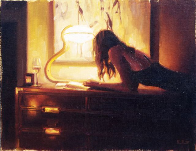 Carrie Graber - Subjects of Art