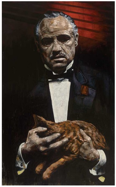 Stephen Holland - Brando - limited edition print