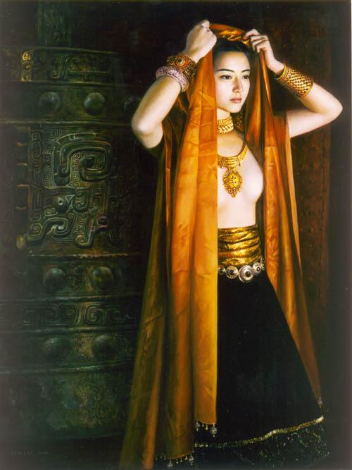 Jia Lu Jia Lu Art Amp Paintings Jia Lu At Paragon Fine