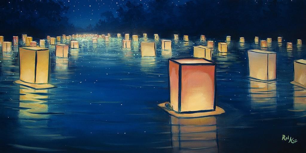 Rob Kaz Art Paintings And Prints For Sale