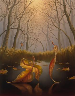 CONFESSION 14 x 16 Edition: 250 by Vladimir Kush