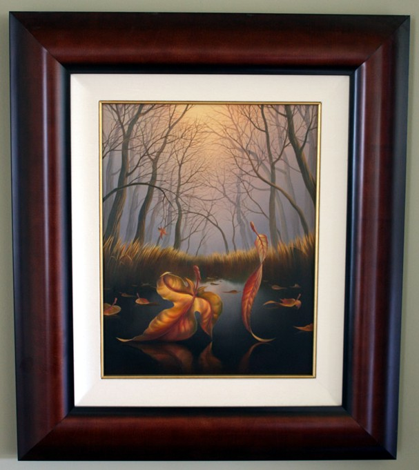 Love Confessions by Vladimir Kush - original painting