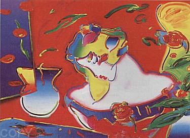 Peter Max - Day Dream