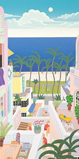 Thomas McKnight - Miami Beach
