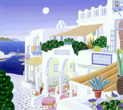 Thomas McKnight - Mykonos Antonini