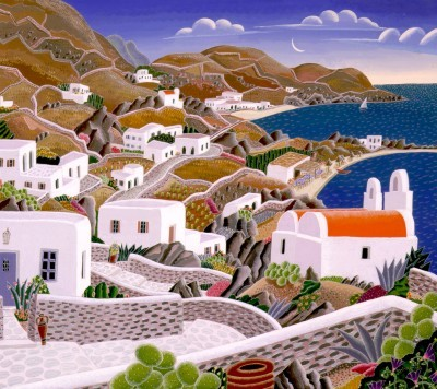 Thomas McKnight - Mykonos Platy